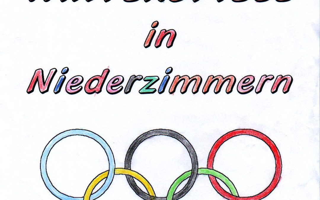 Winterolympiade in Niederzimmern