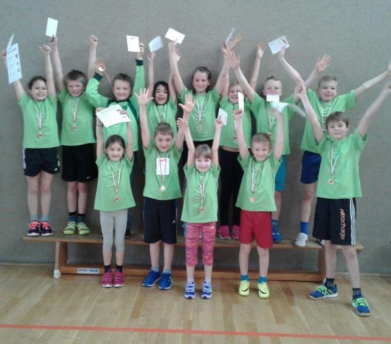 Fitnesstest – Grundschulen Weimarer Land