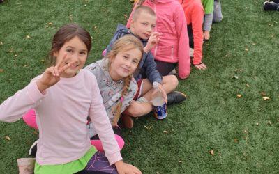 Leichtathletik- Wettkampf der Weimarer Grundschulen